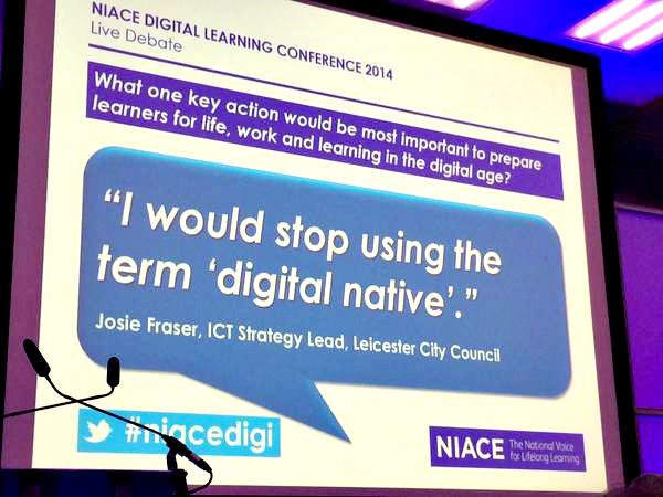 The digital native question – SocialTech