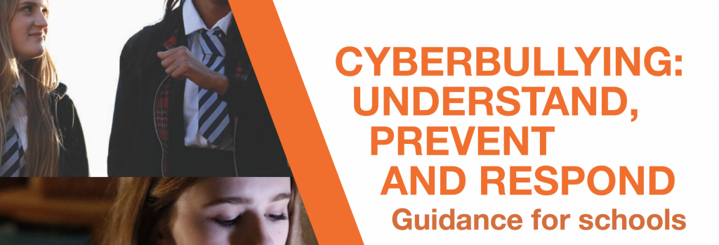 Cyberbullying: Understand, Prevent, Respond